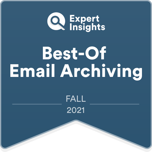 Waterford Technologies Wins Best of Email Archiving Award